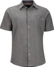 Marmot Windshear Miehet lyhythihainen paita , harmaa