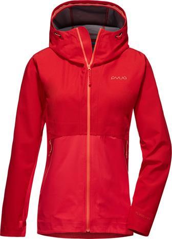 PYUA Float 2.0 S Naiset takki , vaaleanpunainen/punainen