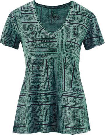Red Chili Fey Naiset Lyhythihainen paita , vihreä