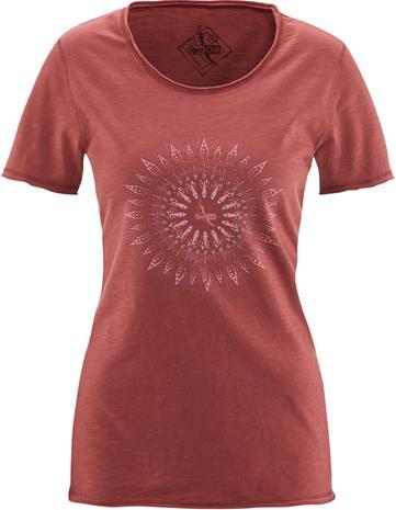 Red Chili Gasira Naiset Lyhythihainen paita , punainen