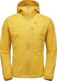 Black Diamond Alpine Start Miehet takki , keltainen