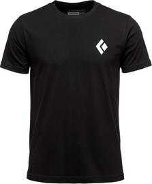 Black Diamond Equipment For Alpinists Miehet Lyhythihainen paita , musta