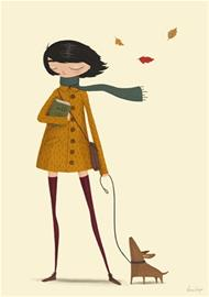 A Grape Design Windy poster