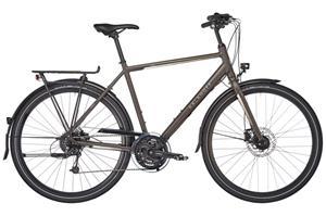 """Kalkhoff Durban Pro kaupunkipyörä 28"""""""" , ruskea"""