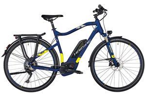 HAIBIKE SDURO Trekking 7.0 sähköavusteinen retkipyörä , keltainen/sininen