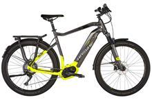 HAIBIKE SDURO Trekking 9.0 sähköavusteinen retkipyörä , keltainen/musta