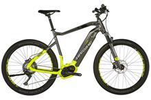 HAIBIKE SDURO Cross 9.0 sähköavusteinen hybridi-pyörä , keltainen/musta