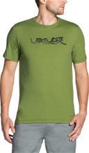 VAUDE Cyclist III Miehet t-paita , vihreä