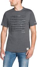 VAUDE Padum III Miehet t-paita , harmaa