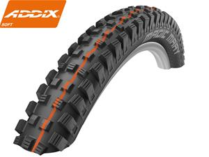 "SCHWALBE Magic Mary renkaat 27,5"""" SnakeSkin TLE Apex Evolution Addix Soft , musta"