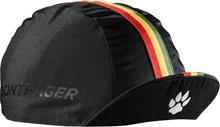 Bontrager Cycling Cotton Cap Miehet Päähine , keltainen/musta