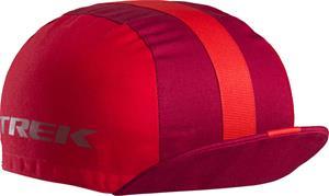 Bontrager Cycling Cotton Cap Miehet Päähine , punainen