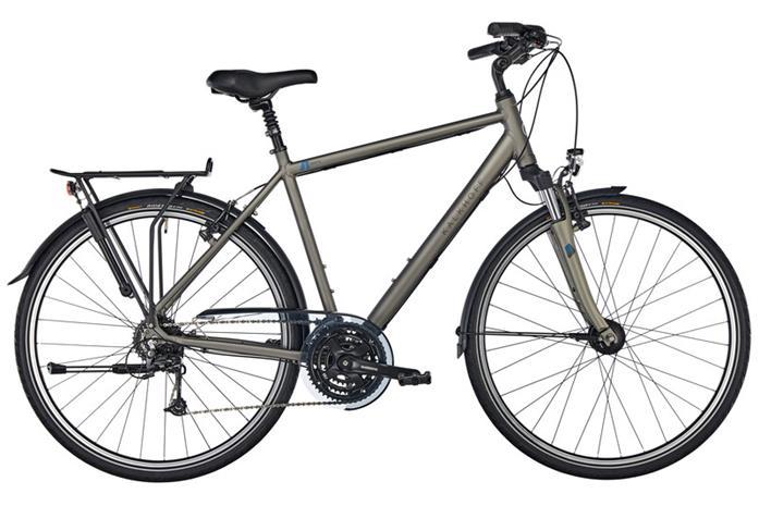"""Kalkhoff Agattu 24 kaupunkipyörä 28"""""""" , harmaa"""