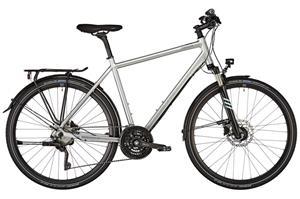 """Kalkhoff Endeavour 30 pyörä 28"""""""" , hopea"""
