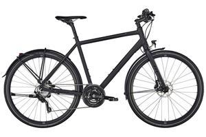 """Kalkhoff Endeavour Lite pyörä 28"""""""" , musta"""