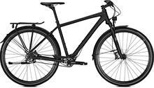 """Kalkhoff Endeavour P18 pyörä 28"""""""" , musta"""