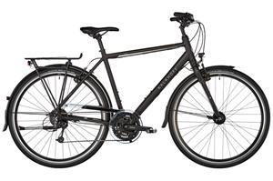 """Kalkhoff Durban 27 kaupunkipyörä 28"""""""" , musta"""