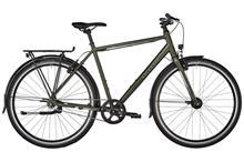 """Kalkhoff Durban One kaupunkipyörä 28"""""""" , oliivi"""
