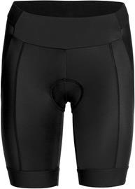 Gonso Bernina Naiset pyöräilyhousut , valkoinen/musta