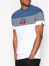 ELLESSE El Gubbio T-paidat ja topit White