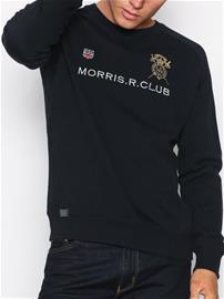 Morris Morison Sweatshirt Puserot Blue