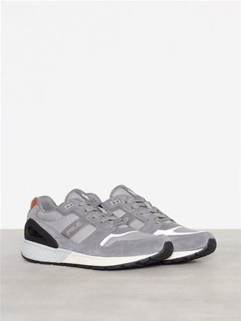 Polo Ralph Lauren Train 100 Sneakers Tennarit & kangaskengät Grey