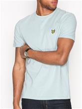 Lyle & Scott T-Shirt T-paidat ja topit Powder Blue