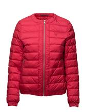 GANT O1. Light Weight Down Blouson ROSE RED