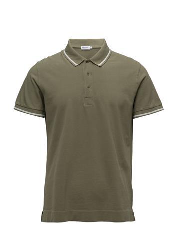 Filippa K M. Pique Polo Shirt OLIVE