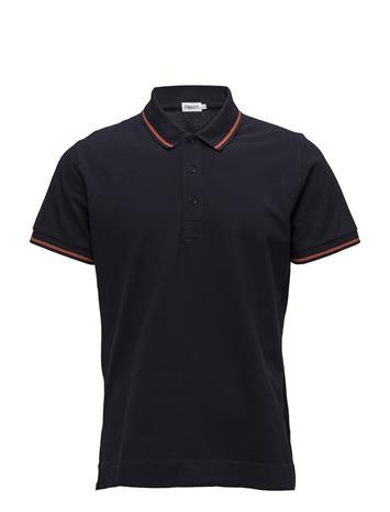 Filippa K M. Pique Polo Shirt NAVY