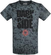Star Wars Dark Side T-paita sininen-musta