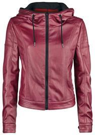RED by EMP Vibe Naisten takki punainen