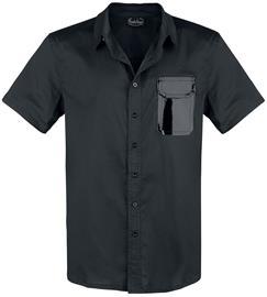Jawbreaker Black Eye Worker-paita musta
