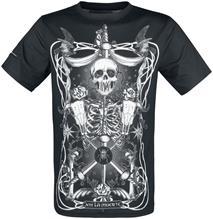 Jawbreaker Muerte Tarot T-paita musta
