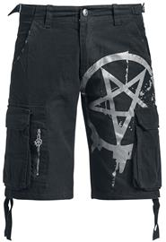 Arch Enemy EMP Signature Collection Shortsit musta