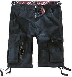 RED by EMP Army Vintage Shorts Shortsit sininen-harmaa