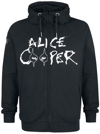 Alice Cooper EMP Signature Collection Huppari musta