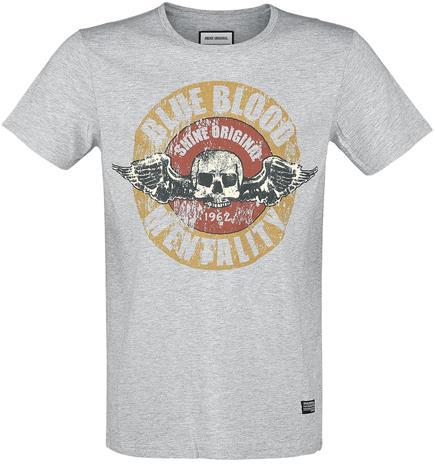 Shine Original Burton T-paita harmaa