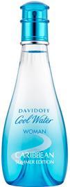 Davidoff Cool Water Woman Carrabean Summer EdT (100ml)