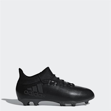 Adidas X 17,1 FG J CORE BLACK