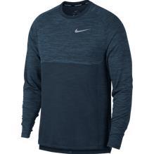 Nike M NK DRY MEDALIST TOP LS BLUE FORCE/BLACK