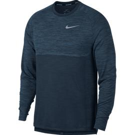 Nike M NK DRY MEDALIST TOP LS BLUE FORCE/BLACK