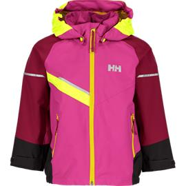 Helly Hansen K NORSE JACKET VERY BERRY