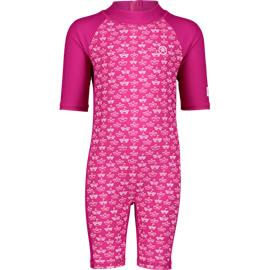Color Kids K UV NIFF SUIT FUCHSIA RED