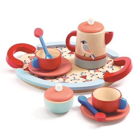 Tea time tea set