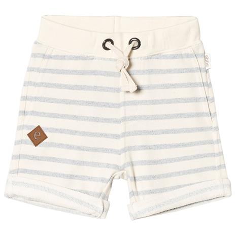 Gasper sweat shorts Blue fog stripe98 cm