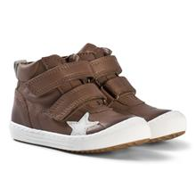 Velcro shoes Taupe27 EU