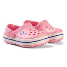 Pistokkaat, Crocband Clog K, Peony Pink/Stucco32-33 EU