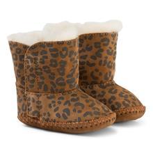 Cassie Leopard Chestnut2/3