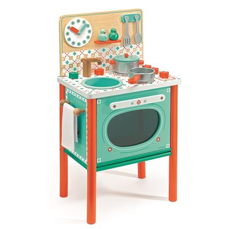 Leo´s cooker play kitchen